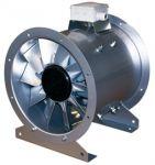 Осевые вентиляторы среднего давления Systemair AXC