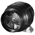 Турбинные энергосберегающие вентиляторы для круглых каналов ETALINE EL
