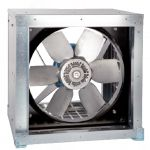 Серия СHGT с пределом огнестойкости: 400°C/2 часа