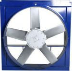 Вентиляторы осевые реверсивные искрозащищенные ВОИР