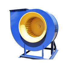 Вентиляторы центробежные (радиальные)