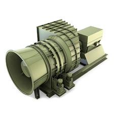 Шахтное вентиляционное оборудование
