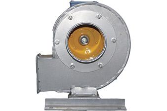 Вентиляторы радиальные двухступенчатые высокого давления ВЦКОК-0.13/3000