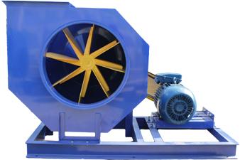 Вентиляторы радиальные пылевые ВЦП 6-45
