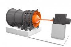 Вентиляторы главного проветривания шахт ВОД