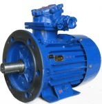АИММ, 4 ВР электродвигатели асинхронные взрывозащищенные 220/380В, 380/660В