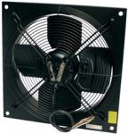 Systemair AW 355 D4-2-EX Axial fan (ATEX)