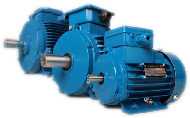 Асинхронный электродвигатель. Самый распространённый в мире
