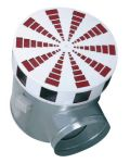 Systemair IKD-400-M1 Diffuser w. motor